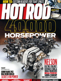 Subscribe to Hot Rod Magazine