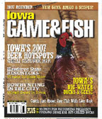 Subscribe to Iowa Game And Fish (1 year) Magazine