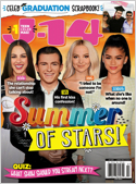 Subscribe to J-14 Magazine