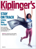 Subscribe to Kiplingers Personal Finance Magazine