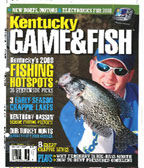 Subscribe to Kentucky Game & Fish (1 year) Magazine