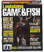 Subscribe to Louisiana Game & Fish ( 1 year) Magazine
