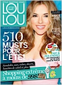 Subscribe to LOULOU (French Language) Magazine