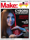 Subscribe to Make: Technology on Your Time Magazine