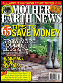 Subscribe to Mother Earth News Magazine