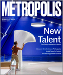 Subscribe to Metropolis Magazine