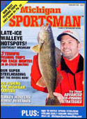 Subscribe to Michigan Sportsman (1 year) Magazine