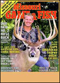 Subscribe to Missouri Game & Fish (1 year) Magazine