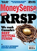 Subscribe to MoneySense Magazine