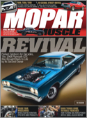 Subscribe to Mopar Muscle Magazine