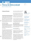 Subscribe to Morningstar StockInvestor Magazine