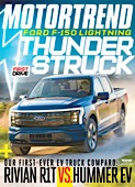 Subscribe to Motor Trend Magazine