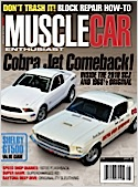 Subscribe to Musclecar Enthusiast Magazine