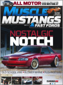 Subscribe to Muscle Mustangs & Fast Fords Magazine