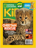 Subscribe to National Geographic Kids Magazine