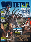 Subscribe to North American WhiteTail Magazine