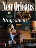 Subscribe to New Orleans Magazine (1 year) Magazine