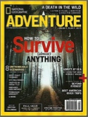 Subscribe to National Geographic Adventure Magazine