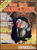 Subscribe to New York Game & Fish (1 year) Magazine
