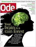 Subscribe to Ode Magazine
