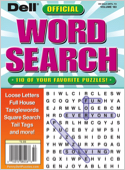 Subscribe to Official Word Search Puzzles Magazine