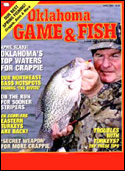 Subscribe to Oklahoma Game & Fish (1 year) Magazine