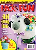 Subscribe to Pack-O-Fun (1 year) Magazine