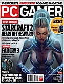 Subscribe to PC Gamer (non-disc version) Magazine