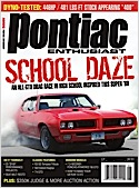 Subscribe to Pontiac Enthusiast Magazine