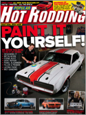 Subscribe to Popular Hot Rodding Magazine