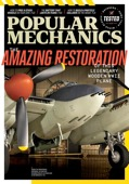 Subscribe to Popular Mechanics Magazine