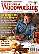 Subscribe to Popular Woodworking Magazine