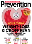 Subscribe to Prevention Magazine