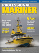 Subscribe to Professional Mariner Magazine