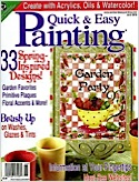 Subscribe to Quick & Easy Painting Magazine