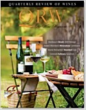 Subscribe to The Quarterly Review of Wines Magazine