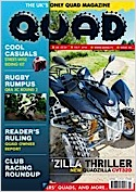 Subscribe to Quad Magazine