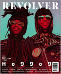 Subscribe to Revolver (non-disc version) Magazine