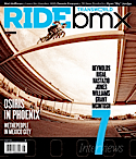 Subscribe to Ride BMX Magazine