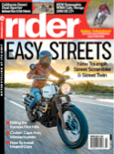 Subscribe to Rider Magazine