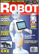 Subscribe to Robot Magazine