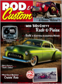 Subscribe to Rod & Custom Magazine