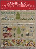 Sampler Antique Needlework Quarterly
