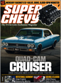 Subscribe to Super Chevy Magazine