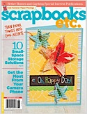 Subscribe to Scrapbooks etc. Magazine