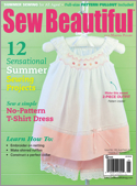 Subscribe to Sew Beautiful Magazine