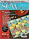 Subscribe to Sew News Magazine