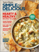 Subscribe to Taste of Home Simple & Delicious Magazine