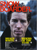 Subscribe to Snowboarder Magazine