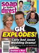 Subscribe to Soap Opera Digest Magazine